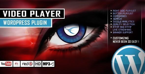 بارگذاری فایل های تصویری با افزونه Video Player