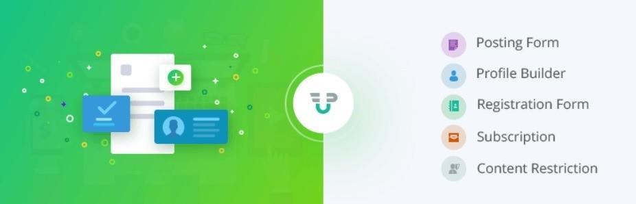 ارسال مطلب توسط کاربران در وردپرس با WP User Frontend