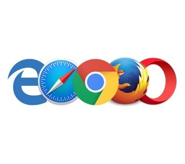 major browser compatibility - قالب چندمنظوره زکرا zakra رایگان + بسته نصبی آسان