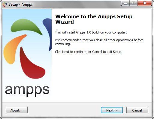 Install first - فیلم آموزشی نصب وردپرس روی لوکال هاست با Ampps (قدم به قدم)