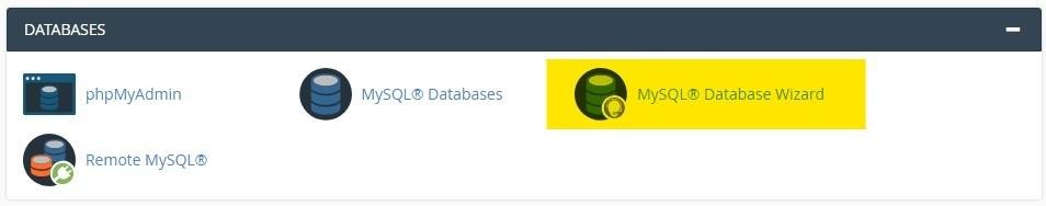 ساخت پایگاه داده در وردپرس