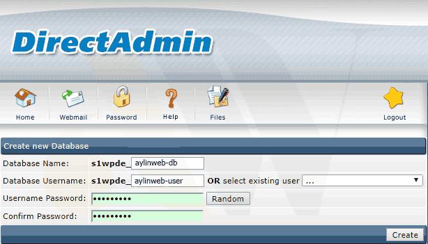 وارد کردن اطلاعات پایگاه داده