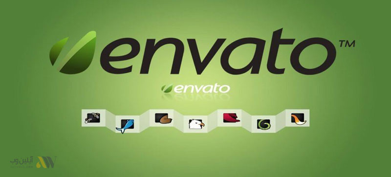 مجموعه بزرگ و عظیم انواتو (Envato)