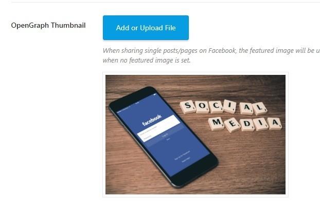OpenGraph Thumbnail setting - بهترین آموزش 0 تا 100 افزونه Rank Math + همراه با ویدئوی آموزشی