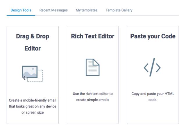 طراحی ایمیل