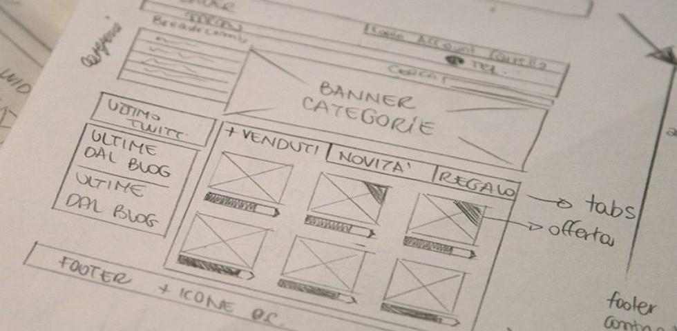 نمونه طرح روی کاغذ