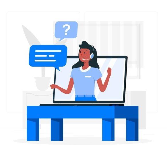 active support concept illustration 114360 528 e1587122195658 - آموزش راهکار های کسب درآمد ویژه از طریق وردپرس