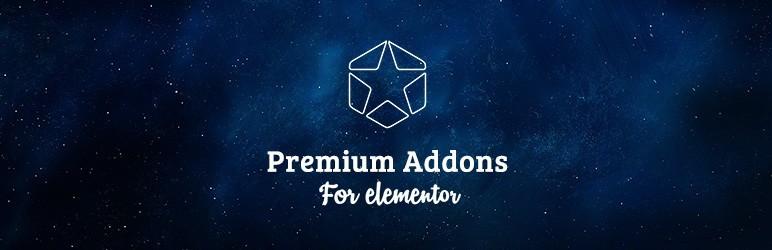 افزونه Premium Addons for Elementor