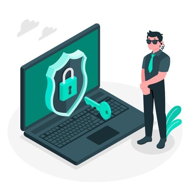 security concept illustration 114360 1528 - آموزش راهکار های کسب درآمد ویژه از طریق وردپرس